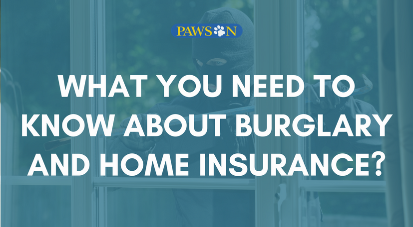 What You Need To Know About Burglary And Home Insurance