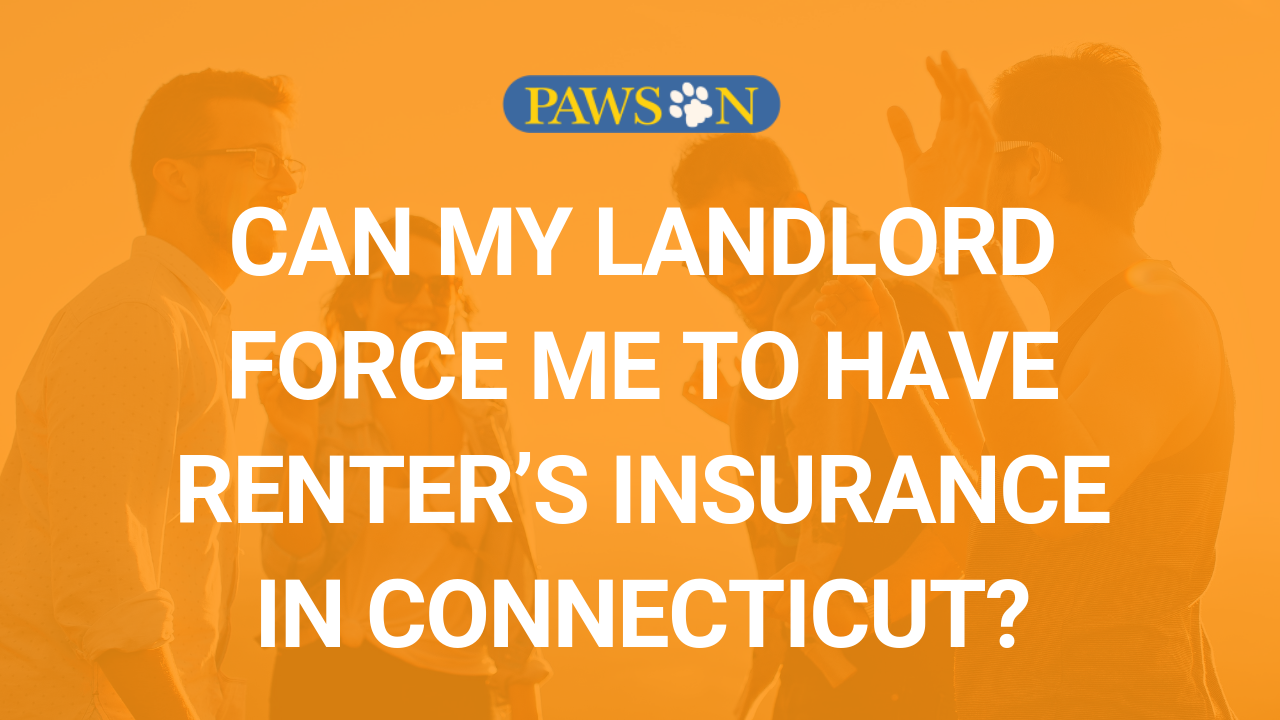 Can My Landlord Force Me to Have Renter's Insurance in CT