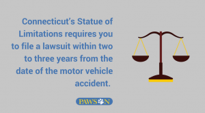 file-lawsuit-auto-accident-2-years-ct