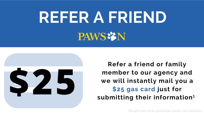 Referral Program Pawson Insurance Branford Connecticut