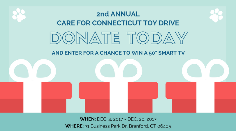 2nd Annual Christmas Care For Connecticut Toy Drive