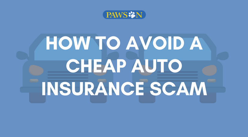 Auto Insurance Cheap >> How To Avoid A Cheap Auto Insurance Scam Pawson