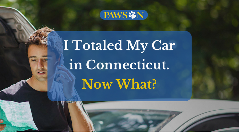 What Happens When I Total My Car in Connecticut? | Pawson